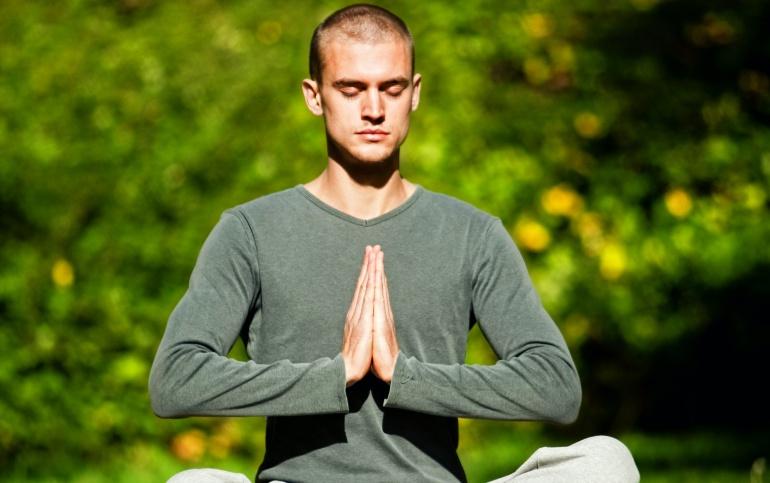 Yoga e meditazione nel Relais
